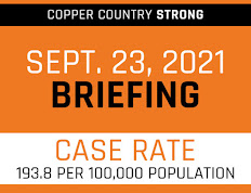 Copper Country Strong: Sept. 23 COVID -19 Briefing