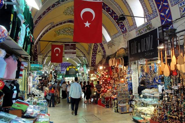 Onde fazer compras em Istambul, na Turquia