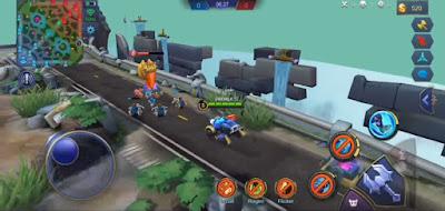 Script MAP Jalan Tol Jokowi Mobile Legends Bang Bang