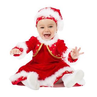 Costum Craciunita pentru bebe fetita 3-6 luni se poate cumpara aici
