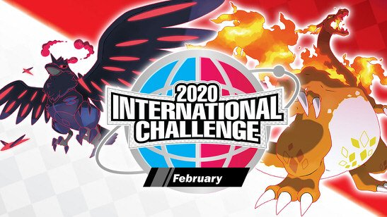 2020 International Challenge February