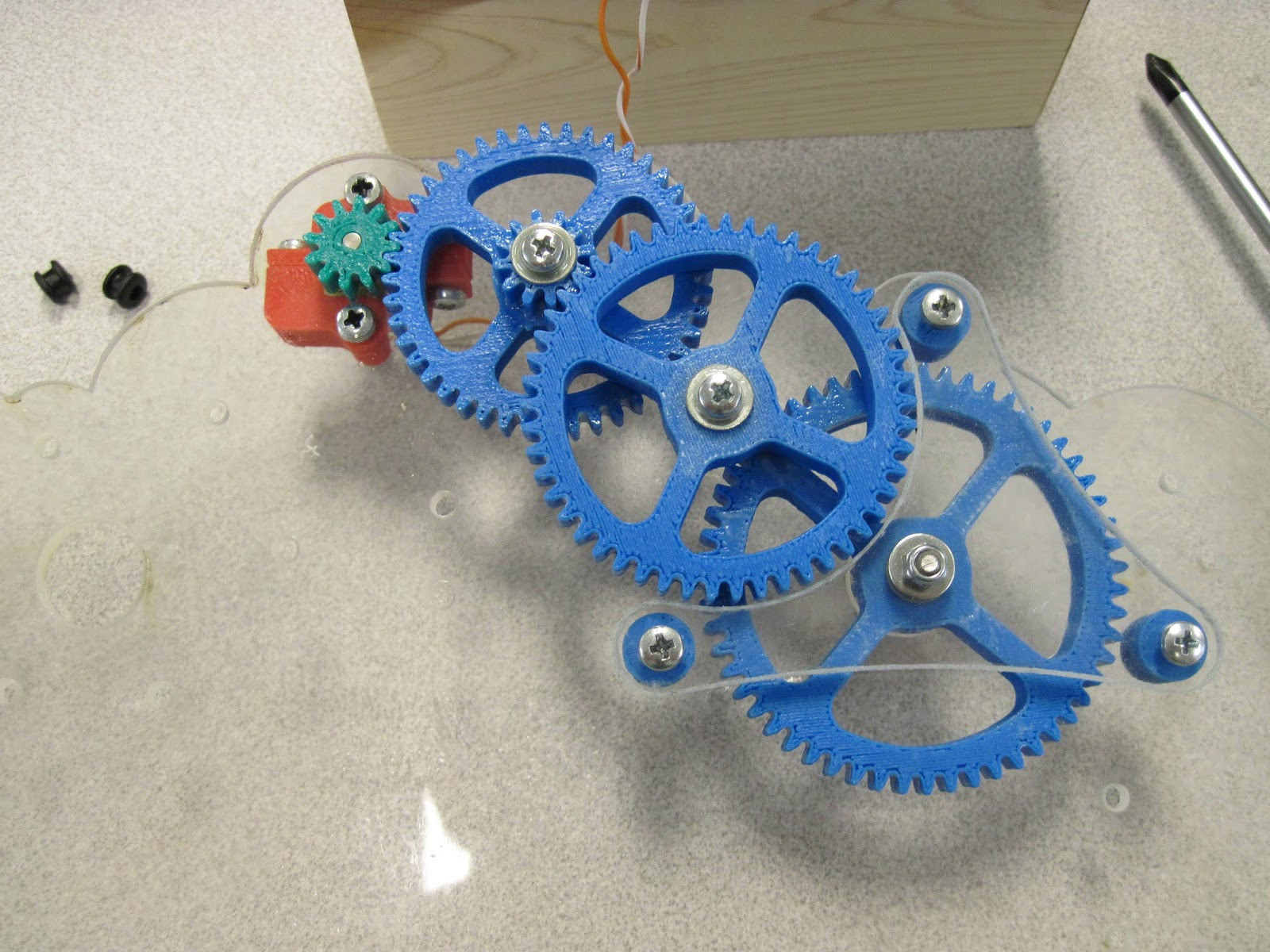 Brian Zweerink's Awesome Blog: Making gears for 3D printing
