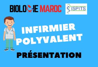 INFIRMIER POLYVALENT -ISPITS- Présentation générale