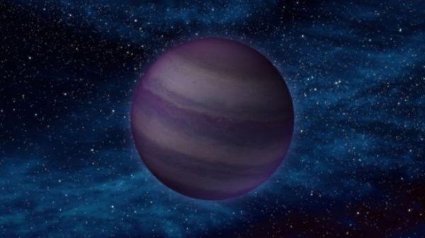 Detectan planeta gigante más allá del sistema solar