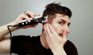 Hair cut for men