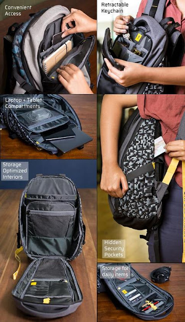 backpack for outdoors