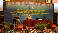 Wakil Walikota Bima Pimpin 10 OPD Sample yang Mengikuti Evaluasi SAKIP dan PMPRB