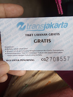 Trans Jakarta gratis