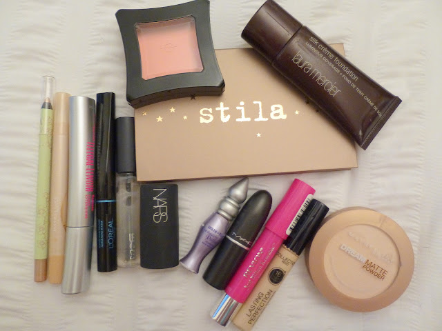 What's In My Weekend Make-Up Bag?