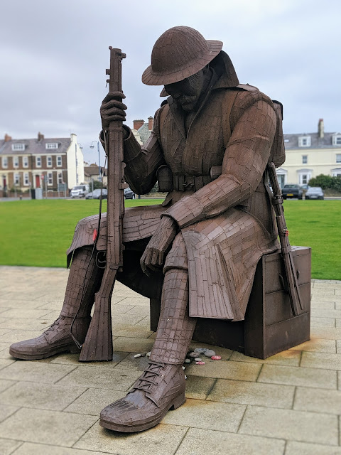 A Luxury Short Break in County Durham with Seaham Hall  - Tommy in Seaham