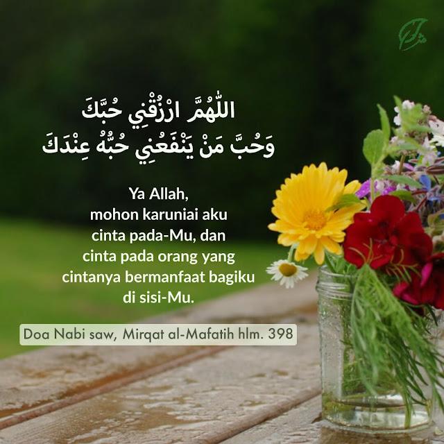 Doa Cinta Allah