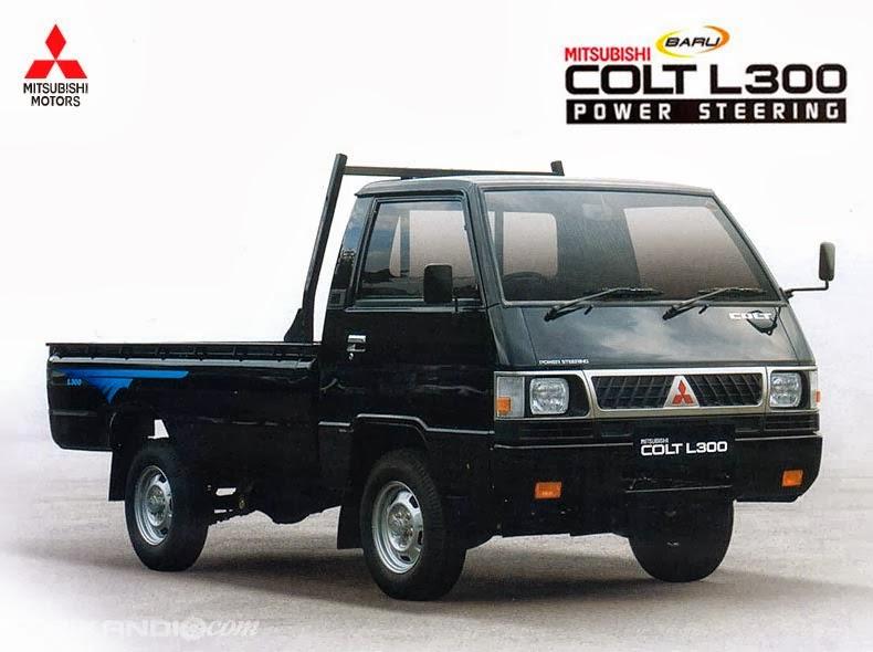 Update Harga: Harga Mitsubishi L300
