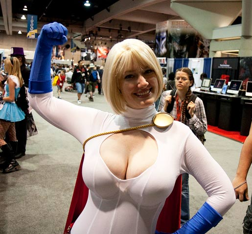 cosplay giant breasts
