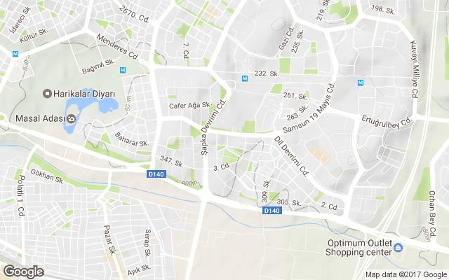 eryaman harita
