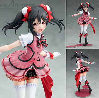 Figura Nico Yazawa Birthday Figure Project Edición Limitada Love Live!