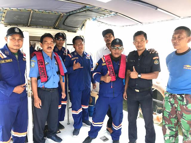 [GALERI] Kegiatan Pemantauan UPI di Perairan Utara Tuban 25 September 2019