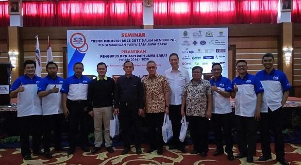 "Asperapi Jabar Gelar Seminar ""Trend Industri Mice 2017"""