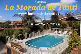 "Cabañas ""La Morada de Tanti"""