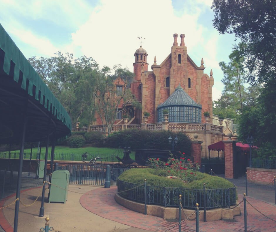 Haunted Mansion, Magic Kingdom, Walt Disney World