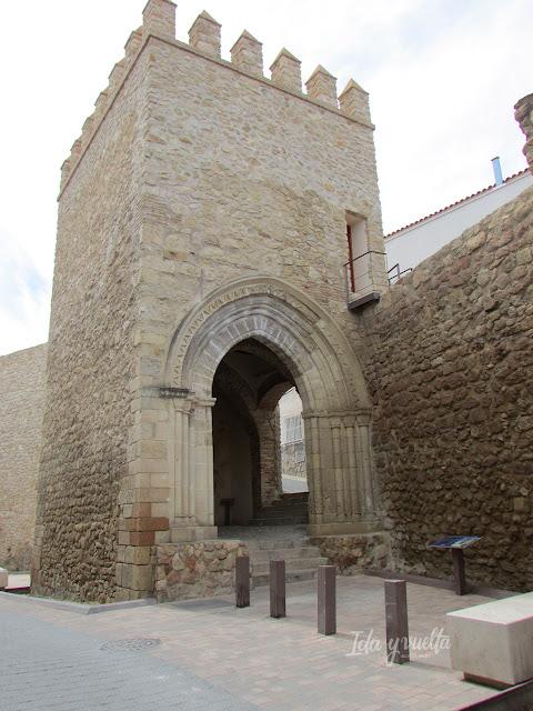 Lorca torre esquinera