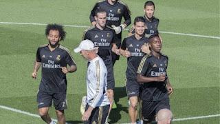 ريال مدريد يواجه فريق كلوب بروج بدوري الابطال