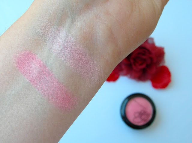 BornPrettyStore-DuoBlush-makeup-swatch