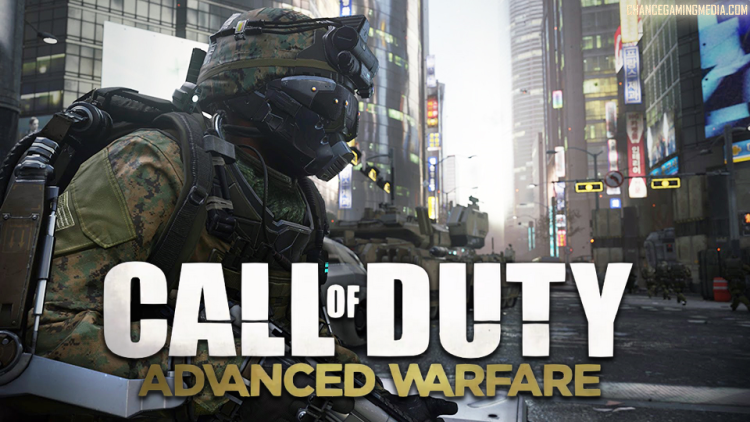 Chance Gaming Media: First Ever Call of Duty: Advanced ...