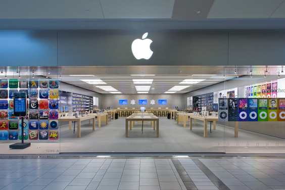Apple Loja Dadeland Mall Miami