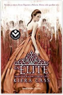 «La élite» de Kiera Cass