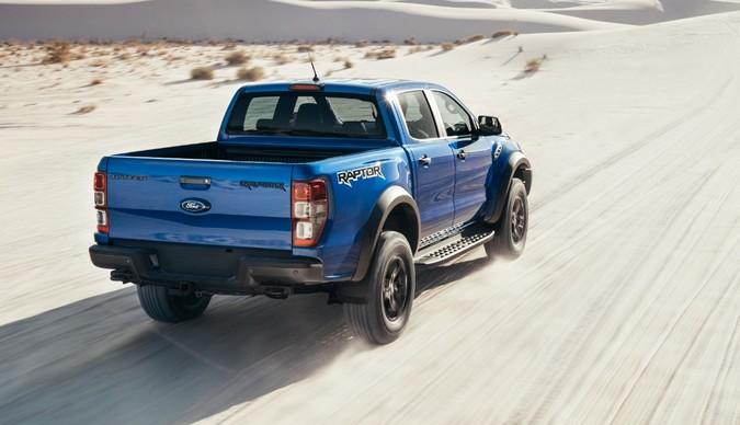 Ford apresenta Ranger Raptor e novo sistema de navegação off-road na Europa