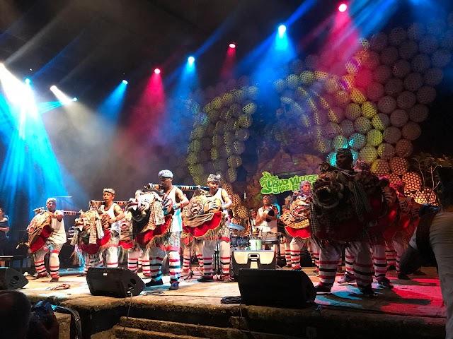 Ubud Village Jazz Festival Telah di Buka