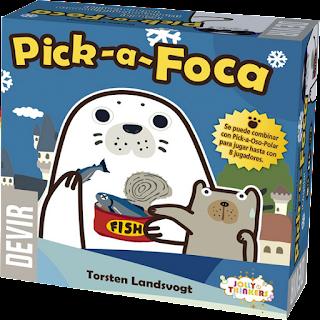 Pick A Foca (vídeo reseña) El club del dado Pic4231265