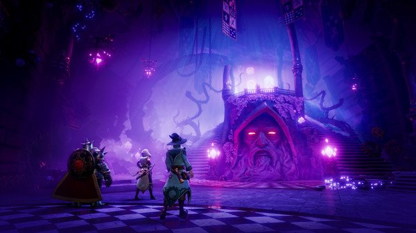 Trine 4: The Nightmare Prince (2019) PC Full Español