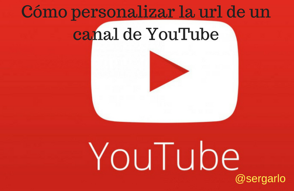 YouTube, Video-marketing, VideoMarketing, Url, Personalizar,