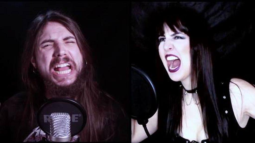A Monica Possel, vocalista da Hamen (SC), convidou Airton Araújo, o novo vocalista do Age of Artemis (DF) e também da banda Firewing (EUA), para o lançamento do cover da música Sweet Curse, do Revamp.