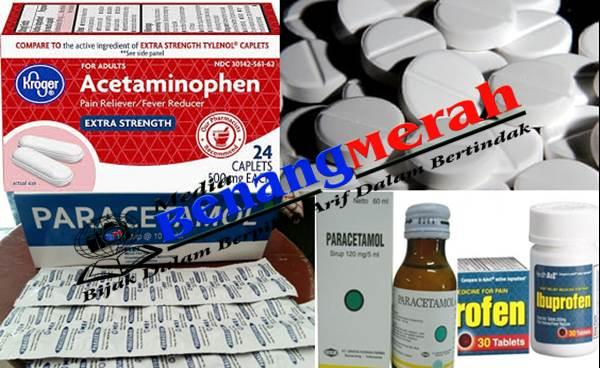 Cara Bijak Penggunaan Paracetamol