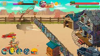Hack Vàng Zombie Ranch