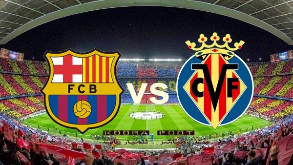 بث مباشرمباراة برشلونة وفياريال في الدوري الإسباني