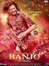 Watch Banjo (2016) DVDRip Hindi Full Movie Watch Online Free Download