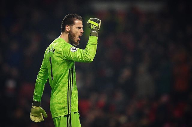 David de Gea was thanked by the Community of Madrid president for his great donation