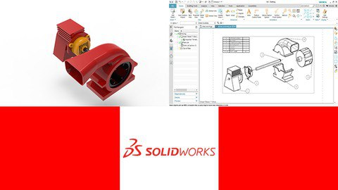 Learning SOLIDWORKS : For Students, Engineers, and Designers [Free Online Course] - TechCracked