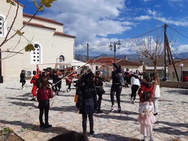 Ναύπλιο: Καρναβαλοπόλεμος στα χωριά του πρώην Δήμου Μιδέας