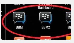 Cara Mudah Instal 2 BBM Baru Di Android