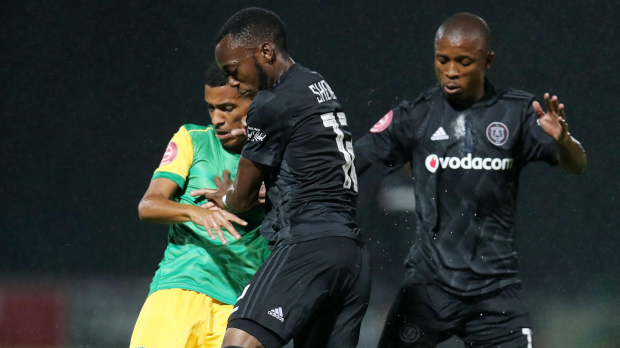 Golden Arrows vs Orlando Pirates at Sugar Ray Xulu