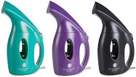 Joy Mangano My Little Steamer Go Mini Purple