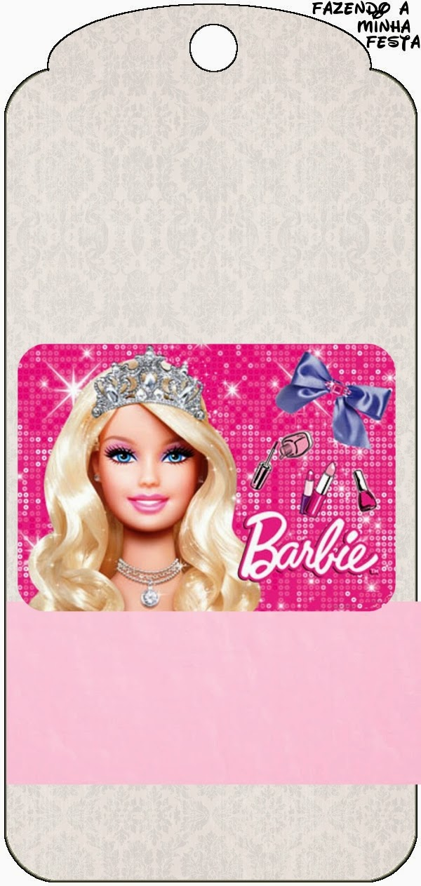 Barbie Life Style Free Party Printables Oh My Fiesta In English