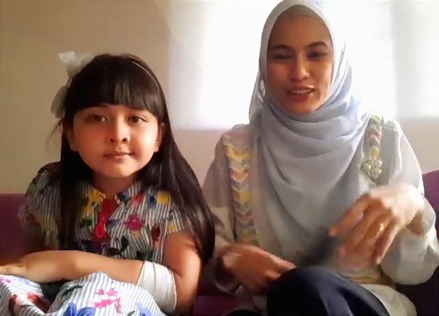 Jadi Pemeran Utama, Ciara Brosnan Jalani Sekolah Online di Lokasi Syuting <i>Cinta Amara</i>