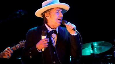 Bob Dylan, en el Festival Internacional de Benicássim, Castellón (2012)