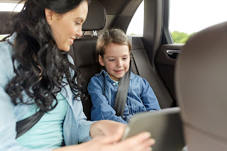 Bebés y niños en taxi ¿pueden ir sin sillita?