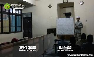 LEDMA Al-Farabi Gembleng Jamaah Bisa Berbahasa Arab